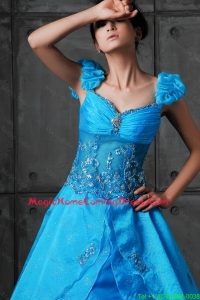 Luxurious A Line Sweetheart Beaded Lovely Perfect Homecoming Dresses