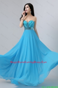 Latest Sweetheart Homecoming Dresses with Beading and Sequins