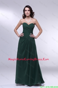 Affordable Empire Sweetheart Beaded Lovely Homecoming Dresses