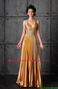 Popular Empire V Neck Lovely Homecoming Dresses with Beading