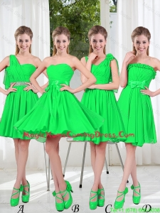 Perfect A Line Short Homecoming Dress with Ruching