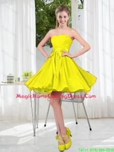 Pretty 2016 Short Homecoming Dresses with Sweethear