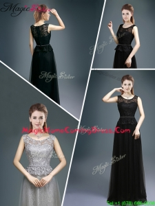 Cheap Empire Scoop Lace Homecoming Dresses for 2016 Winter