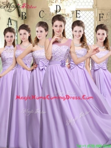 Hot Sale Empire Lavender 2016 Homecoming Dresses