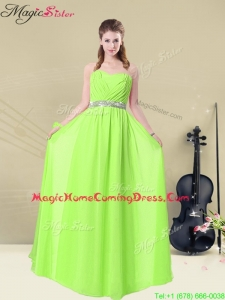 2016 The Super Hot Sweetheart Empire Ruching Homecoming Dresses