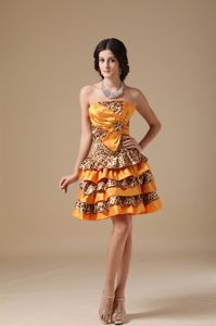 Multi-color Strapless Beaded Vintage Homecoming Dresses in Chicago