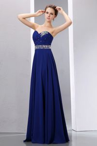 Most Popular Sweetheart Ruched Prom Homecoming Dress in Chiffon