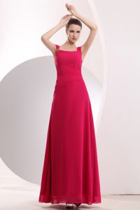 Cheap Hot Pink Straps Gorgeous Dress for Homecoming in Agde