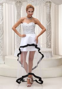 Sweetheart Beaded Homecoming Princess Dresses for Windsor Ontario
