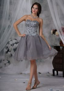 Zipper-up Beading Sweetheart Homecoming Dresses in Laval Quebec