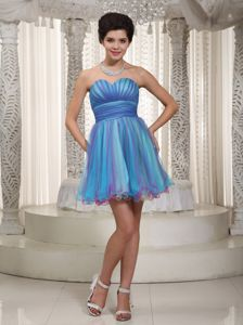Organza Sweetheart Homecoming Party Dresses for Newmarket Ontario