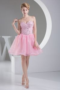 Beaded Sweetheart Short Princess Designer Homecoming Dresses in Dublin