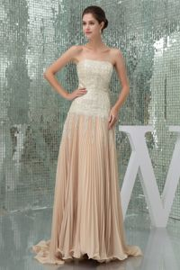 Elegant Sequined with Pleats Best Homecoming Dress for Teenage