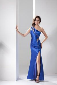 Cool Back One Shoulder Sexy Homecoming Dresses with Cutouts
